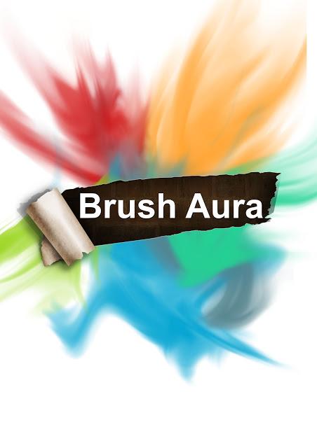 19 Brush Vector Abstrak