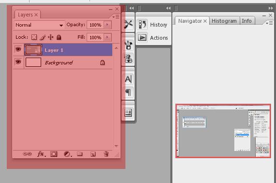 Pallete Mengenal Area Kerja Adobe Photoshop