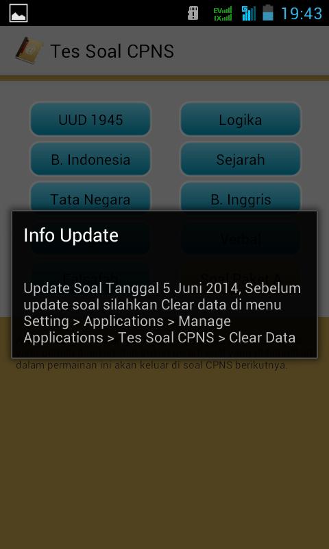 Screenshot 2014 06 01 19 43 40 Simulasi CAT CPNS Untuk Android
