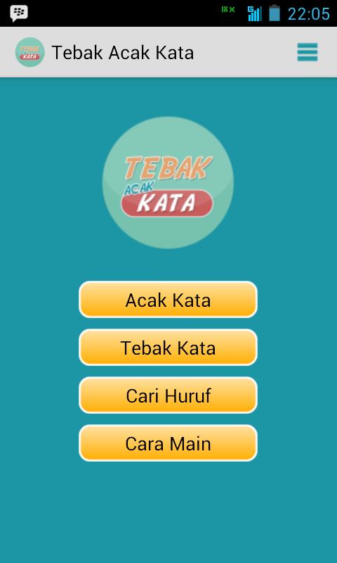Screenshot 2014 08 13 22 05 26 Game Android Tebak Acak Kata