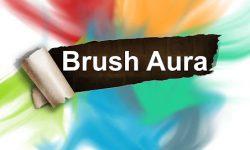Brush Aura Keren