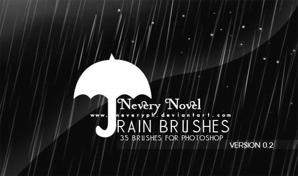 Brush Air Hujan Gratis Download Gratis: Brush Air Hujan