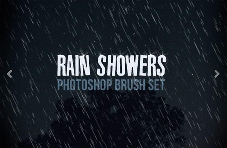 Brush Air Hujan Brush Air Hujan