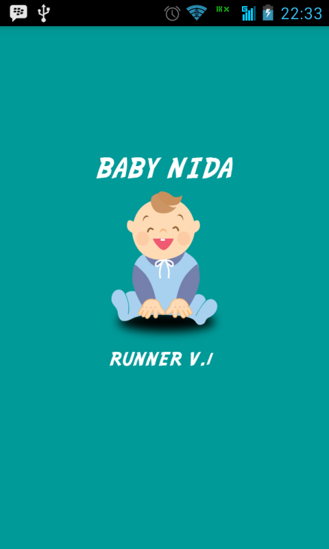 Screenshot 2014 07 31 22 33 29 Game Android Baby Nida Runner